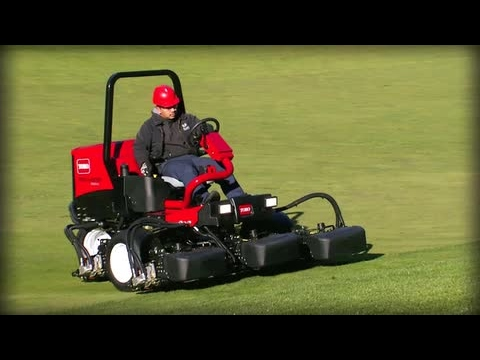 Toro® Reelmaster® 3550-D Fairway Mower
