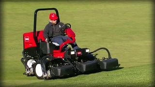 Toro Reelmaster 3550-D Fairway Mower