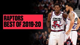 Could The Raptors Make Another Title Run? | Top Plays From 2019-20 Season