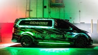 2014 RENNtech SEMA Van- Vote Using #DJVan