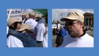 MOSZ felhívás demonstrációra