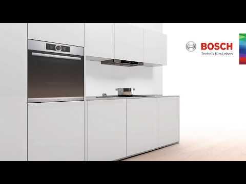 Bosch Umluftmodul für Hauben - Installationsvideo