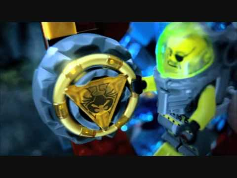 Vidéo LEGO Atlantis 8078 : Les portes d'Atlantis