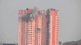 Луганск бомбят