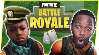 TRENT'S FIRST TIME BEING COMMANDER! - FortNite Battle Royale Ep.57