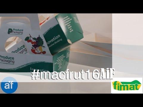 Vaschette in cartoncino per imballaggio alimentare FIMAT