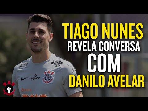 """Novo zagueiro no Corinthians: """"DANILO AVELAR TOPOU O DESAFIO"""""""