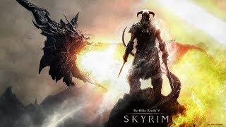 The Elder Scrolls V: Skyrim Солстейм дрожит Довакин туда бежит