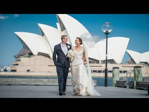 Christina  + James | Sydney, NSW, Australia | Pier One, Dawes Point Room