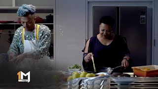 Dr Rebecca Malope Dines With Somizi – Dinner At Somizi's | 1 Magic