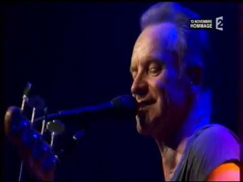 Sting - So Lonely