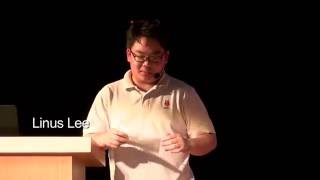 Excuse Me, Are You Blind? | Linus Lee | TEDxYouth@HCIS