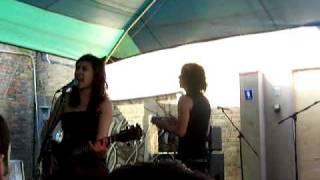 Eyes Set To Kill-Only Holding On Live SXSW Austin, TX