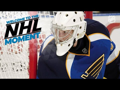 Welcome to the NHL Moment: Ben Bishop