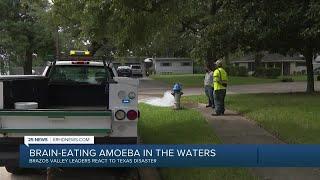 Brain Eating Amoeba found in Lake Jackson city water