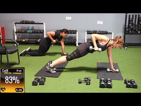 Weight Training for Weight-Loss – Free 30 Minute Body-Sculpting ...