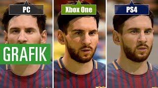 FIFA 18: Grafikvergleich zwischen PC, PS4 und Xbox One