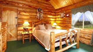 36 Cozy Log Homes