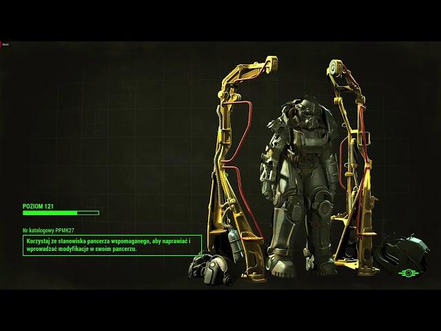 Proces uruchamiania Fallouta 4 i Frostpunka na GFN