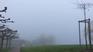 スイス発 霧に包まれたリギ山麓町【スイス情報.com】