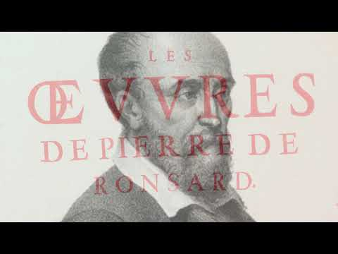 Vidéo de Pierre de Ronsard