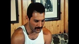 A Musical Prostitute: Freddie Mercury Interview (1984)