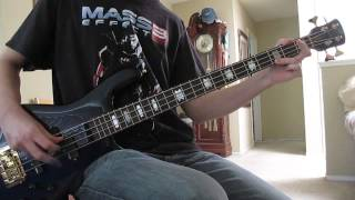 10 Years - Minus the Machine Bass Cover