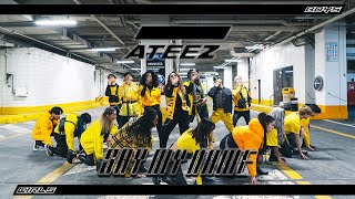 [CONTEST 1ST WINNER] ATEEZ(에이티즈) - Say My Name dance cover (BOYS&GIRLS) by RISIN' CREW from France