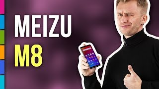 Смартфон Meizu M8 4/64GB Black от компании Cthp - видео 1