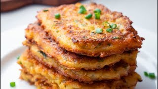 Spicy Hash Browns For Breakfast