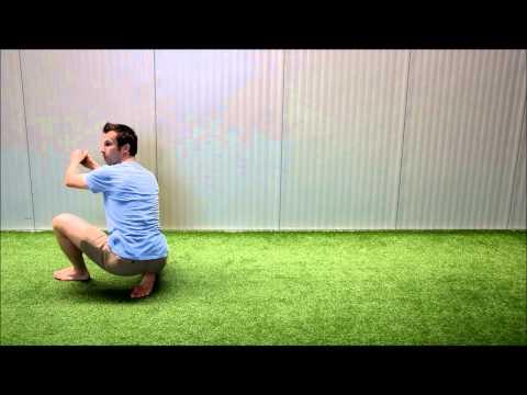 Yoga für Hüft-Video-Lektionen