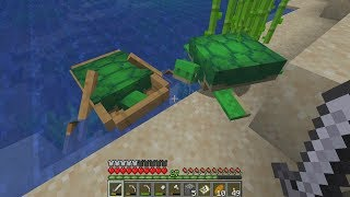 minecraft freak out and funny moments #10 - i found the ocean