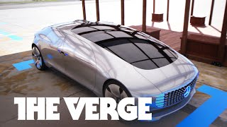 Mercedes-Benz F 015: The Amazing Way Well Drive In 2030