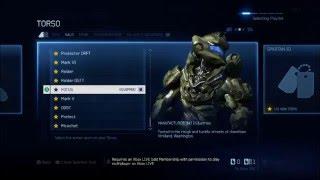 Halo 4 Unlock ALL Armor Glitch w/ Unlimited SR (NO-BAN, Still Works in 2018)