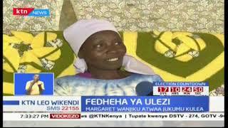 Fedheha ya ulezi: Margaret Wanjiku atwaa jukumu kulea
