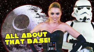ALL ABOUT THAT BASE (Star Wars Parody - Meghan Trainor's All About That Bass)
