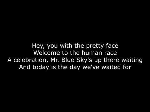Weezer - Mr. Blue Sky Lyrics