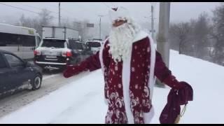 Дед Мороз вернулся в Чебоксары 20 апреля