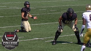 College Football Highlights: Wake Forest kicker inexplicably missing before field goal | ESPN