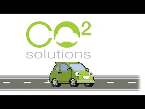 Vídeo para Videoscribing by Primera Plana para CO2 Solutions