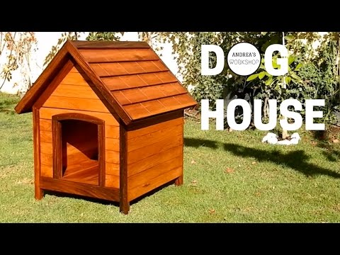 DIY - Dog House With Insulation And Removable Roof