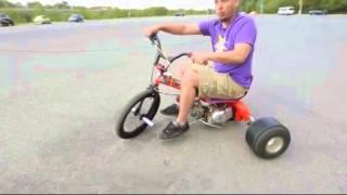 Два колеса - Drift Trike