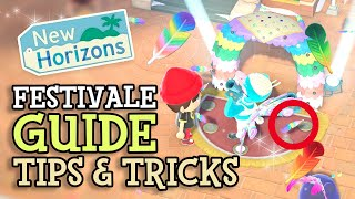 Animal Crossing New Horizons: FESTIVALE EVENT GUIDE (Full Details Revealed) Feathers, Tips & Tricks