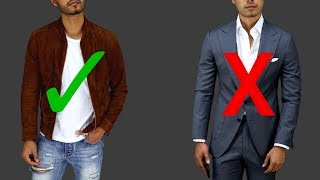 How to Dress to Impress a Girl | How Girls Want Guys to Dress