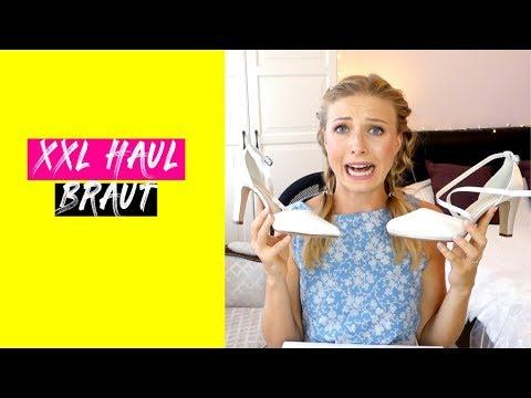 BRAUT Accessoires Haul | XXL HAUL | beautifulbrideshop & brautschmuck24