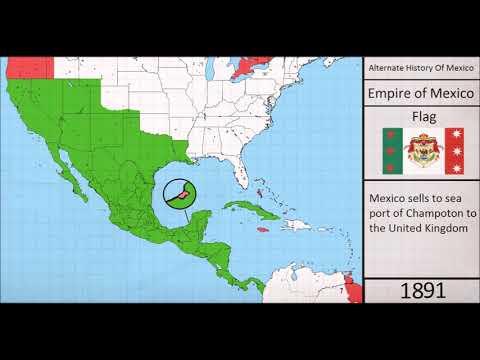 historia alternativa de mexico 1821 2016