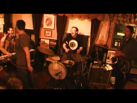 Hit The Tainted Road Jack - by Fungus Licks (boogie band)