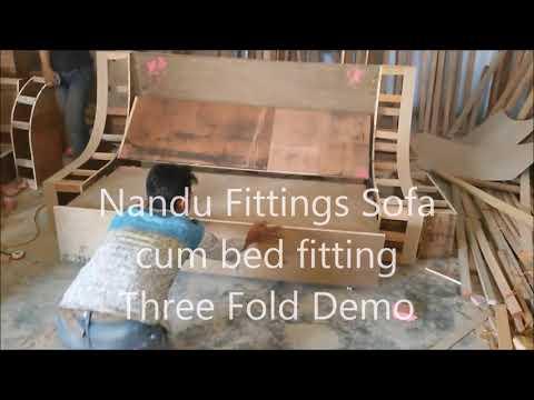 Sofa Cum Bed Fitting