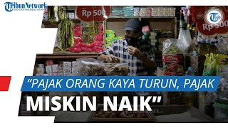 Polemik PPN Sembako, KSPI: Pajak Orang Kaya Diturunkan Sedangkan Pajak Orang Miskin Dinaikkan