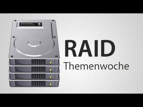 WAS IST RAID? Thunderbolt Festplatten - Externe Festplatten - Test / Review [German/Deutsch]